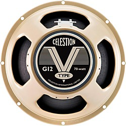"Celestion V-Type 12"" 70W Guitar Speaker (T5901)"