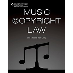 Cengage Learning Music Copyright Law (9781435459724)