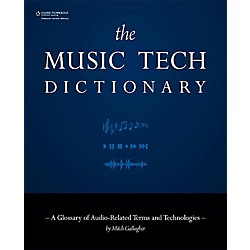 Cengage Learning Music Tech Dictionary (9781598635829)