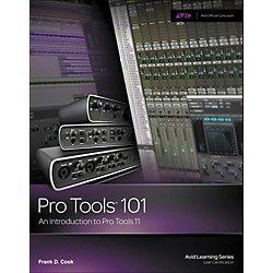 Cengage Learning Pro Tools 101: An Introduction to Pro Tools 11 BOOK/DVD (9781285774848)