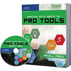 Cengage Learning Working With Beats In Pro Tools: Skill Pack Book and CD (9781598633276)