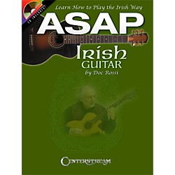 Centerstream Publishing ASAP Irish Guitar - Learn To Play The Irish Way Book/CD (113683)