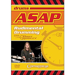 Centerstream Publishing ASAP Rudimental Drumming DVD (1332)