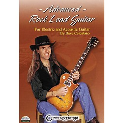 Centerstream Publishing Advanced Rock Lead Guitar (DVD) (352)