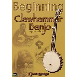 Centerstream Publishing Beginning Clawhammer Banjo (DVD) (330)