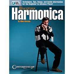 Centerstream Publishing Bluegrass Harmonica Book/CD (220)