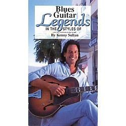Centerstream Publishing Blues Guitar Legends (VHS) (193)