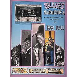 Centerstream Publishing Blues Harmonica (Book/CD) (159)