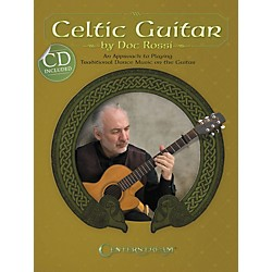 Centerstream Publishing Celtic Guitar: An Approach To Playing Traditional Dance Music On The Guitar (BK/CD) (1513)