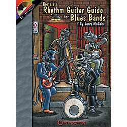 Centerstream Publishing Complete Rhythm Guitar Guide for Blues Bands (Book/CD) (333)