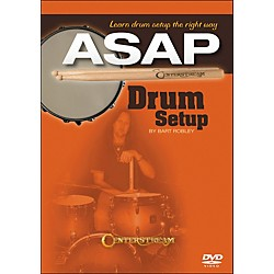 Centerstream Publishing Drum Setup ASAP: Learn Drum Setup The Right Way DVD (1293)