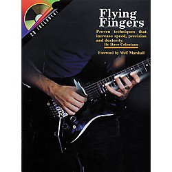 Centerstream Publishing Flying Fingers Book/CD (103)