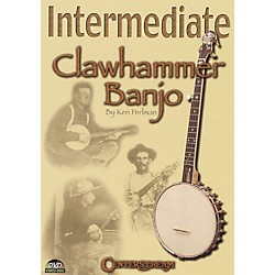 Centerstream Publishing Intermediate Clawhammer Banjo (DVD) (331)