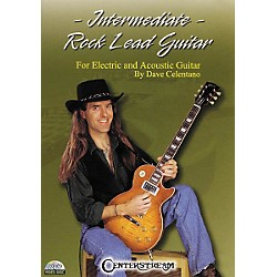 Centerstream Publishing Intermediate Rock Lead Guitar (DVD) (349)