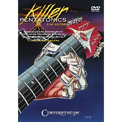 Centerstream Publishing Killer Pentatonics (DVD) (1506)