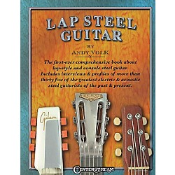Centerstream Publishing Lap Steel Guitar Book (320)