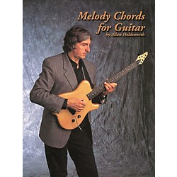 Centerstream Publishing Melody Chords for Guitar by Allan Holdsworth Book (222)