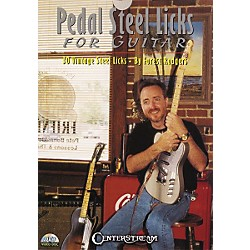 Centerstream Publishing Pedal Steel Licks for Guitar (DVD) (348)