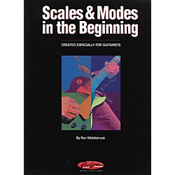 Centerstream Publishing Scales And Modes - In the Beginning Book (10)