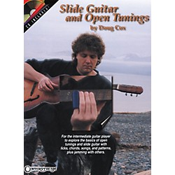 Centerstream Publishing Slide Guitar and Open Tunings Book/CD (243)