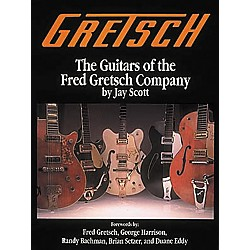 Centerstream Publishing The Guitars of the Fred Gretsch Co. Book (142)