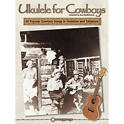 Centerstream Publishing Ukulele for Cowboys Tab (Book) (408)