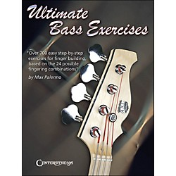 Centerstream Publishing Ultimate Bass Exercises (476)