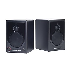 Cerwin-Vega XD3 Powered Desktop Speakers (USED004000 XD3-NA)