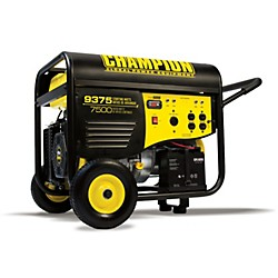 Champion Power Equipment 7500/9375 Watt Portable Generator (41537)