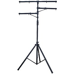 Chauvet Lighting Stand CH-02 with TBAR and 2 Arms (CH02)