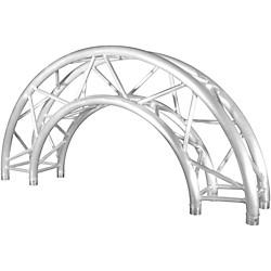 Chauvet Trusst 1.5m Arc Truss (CT290415CIR180)