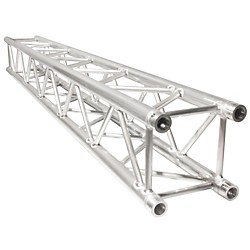 "Chauvet Trusst 12"" Straight Box Truss Segment, Includes 1 Set of Connectors (CT290425S)"