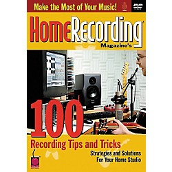 Cherry Lane 100 Recording Tips and Tricks Book (2500509)