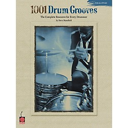 Cherry Lane 1001 Drum Grooves - Book (2500337)
