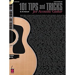 Cherry Lane 101 Tips and Tricks for Acoustic Guitar Book (2500526)
