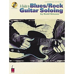 Cherry Lane A Guide to Blues/Rock Guitar Soloing (Book/CD) (2500420)