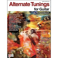 Cherry Lane Alternate Tunings For Guitar (2500521)