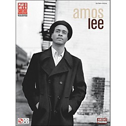 Cherry Lane Amos Lee Tab Book (2501093)