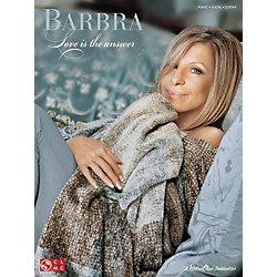 Cherry Lane Barbra Streisand - Love Is The Answer PVG Songbook (2501485)