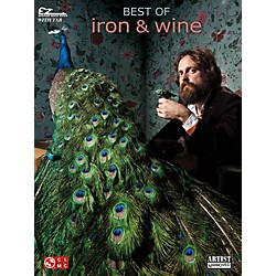 Cherry Lane Best Of Iron & Wine Easy Guitar With Tab (2501653)