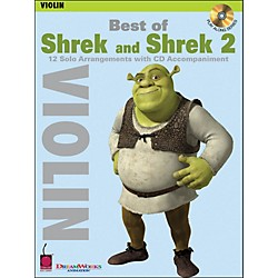 Cherry Lane Best Of Shrek And Shrek 2 For Violin Book/CD (2500781)