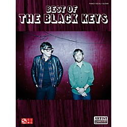 Cherry Lane Best Of The Black Keys for Piano/Vocal/Vocal PVG (102686)
