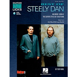 Cherry Lane Best of Steely Dan Guitar Signature Licks Book with CD (2500160)