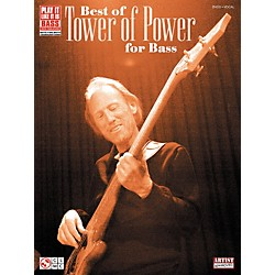 Cherry Lane Best of Tower of Power for Bass - Tab Book (2501120)