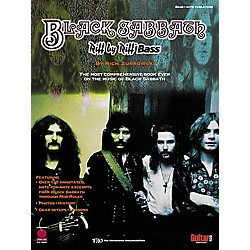 Cherry Lane Black Sabbath Riff by Riff Bass Guitar Tab Songbook (2500117)