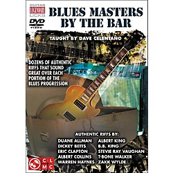 Cherry Lane Blues Masters By The Bar (DVD) (2501146)