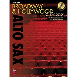 Cherry Lane Broadway And Hollywood Classics For Alto Sax (2500436)