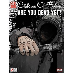 Cherry Lane Children Of Bodom: Are You Dead Yet? Guitar Tab Songbook (2501219)