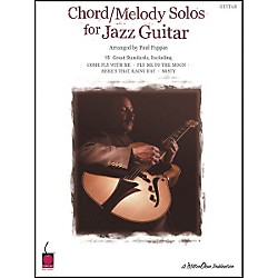 Cherry Lane Chord/Melody Solos for Jazz Guitar Book (2500670)