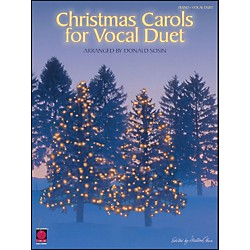 Cherry Lane Christmas Carols For Vocal Duet (2500599)
